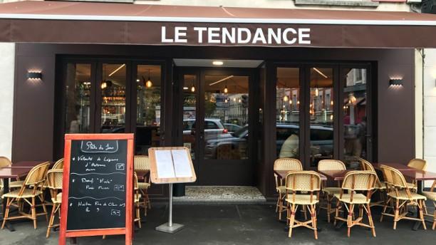 Le Tendance Terrasse