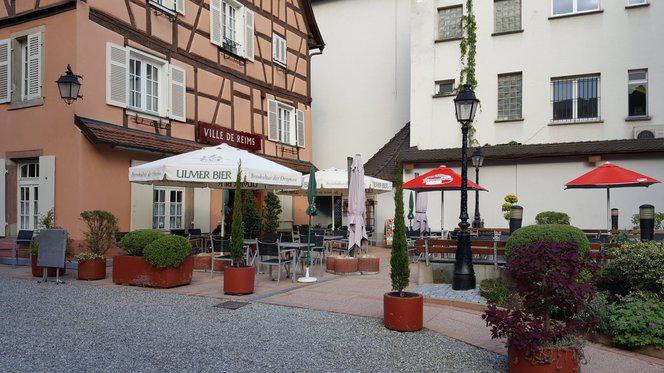 Winstub Ville de Reims - Restaurant - Sélestat