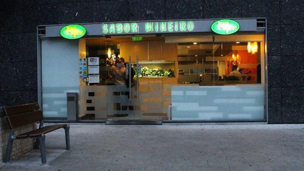 Sabor Mineiro Lisboa exterior