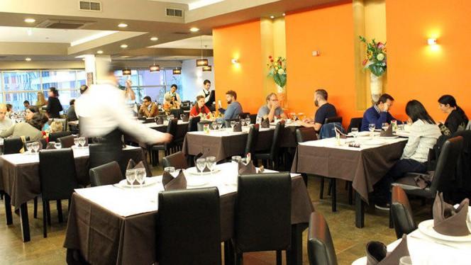 mesas interior - Sabor Mineiro Lisboa, Lisboa