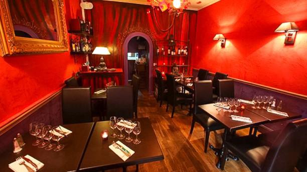 Restaurant L Algerien Paris