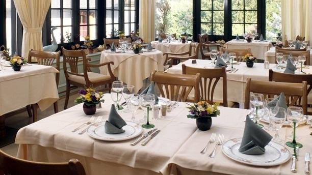 Hôtel Restaurant Muller Vue de la salle