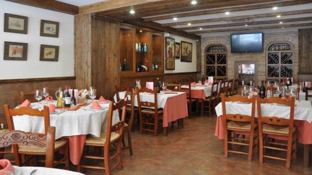 El Torillo Vista sala