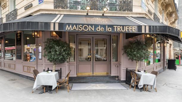 Maison de la Truffe Marbeuf - Restaurant, 9 rue Marbeuf 9