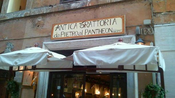 Pietro al Pantheon Esterno
