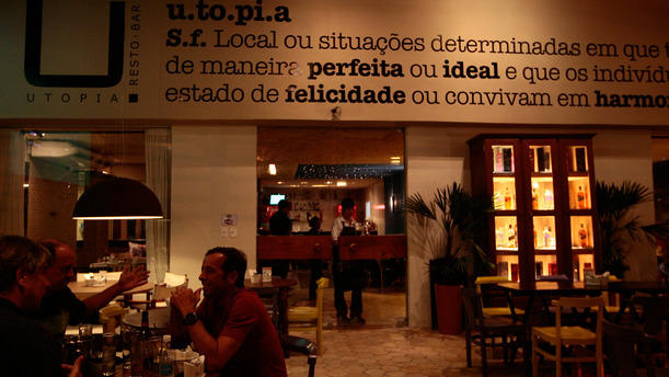 Utopia Resto-Bar RW sala