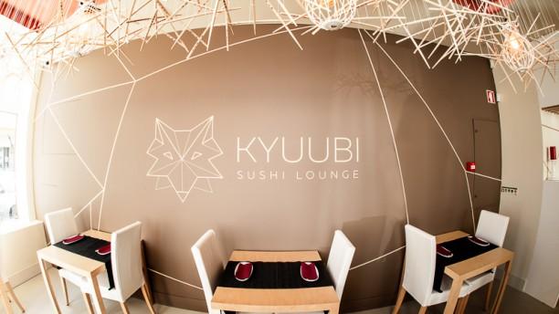 Kyuubi Sushi Lounge - LX Sala