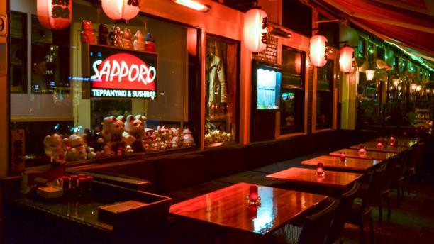 Sapporo Teppanyaki & Sushi Restaurant Terras