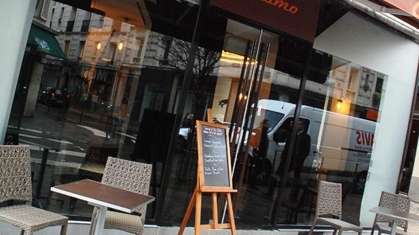 Cosmo Bienvenue au restaurant Cosmo
