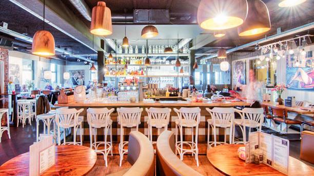 Herberg Jan Het restaurant