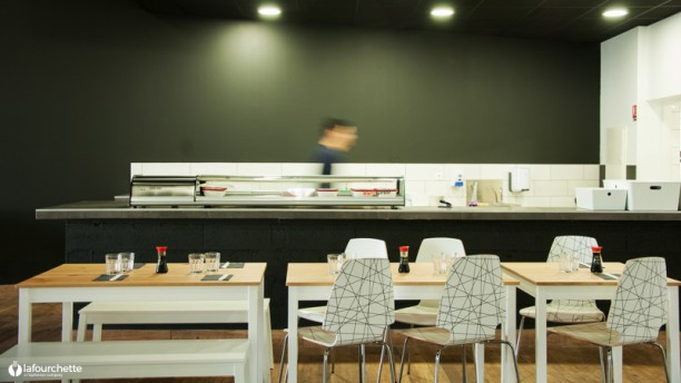 modern sushi marseille in marseille restaurant reviews menu and prices thefork. Black Bedroom Furniture Sets. Home Design Ideas