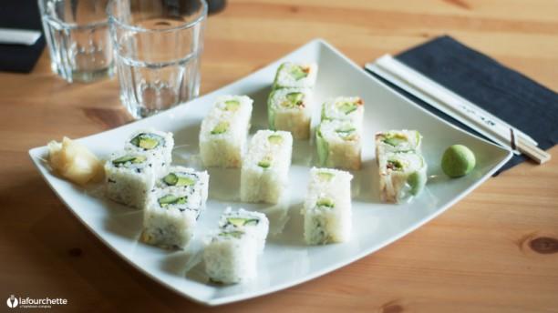 restaurant modern sushi marseille marseille 13014 avis menu et prix. Black Bedroom Furniture Sets. Home Design Ideas