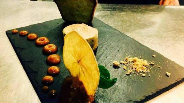 Pearl Foie gras du chef, chutney et brioche maison