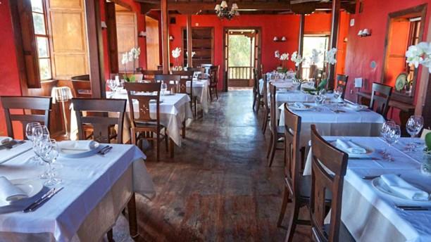El Ingeniero Sala del restaurante