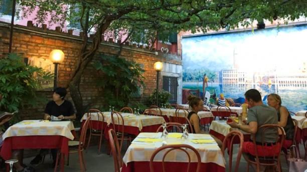 Le campane a venezia menu prezzi immagini recensioni for Ristorante amo venezia prezzi