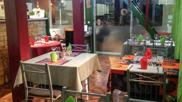 Chez Vasco Salle du restaurant