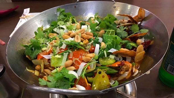 T'ang Court Proposta di wok del menu