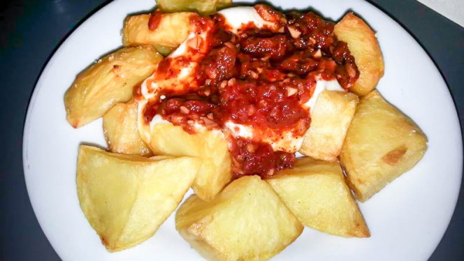 Sugerencia de plato - El Pinxu,