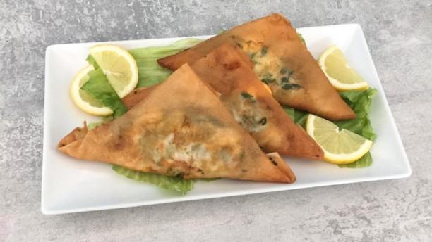Sidi Bou Saïd Suggestion de plat
