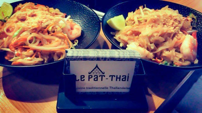 Suggestion du Chef - Le Pat Thai, Aix-en-Provence