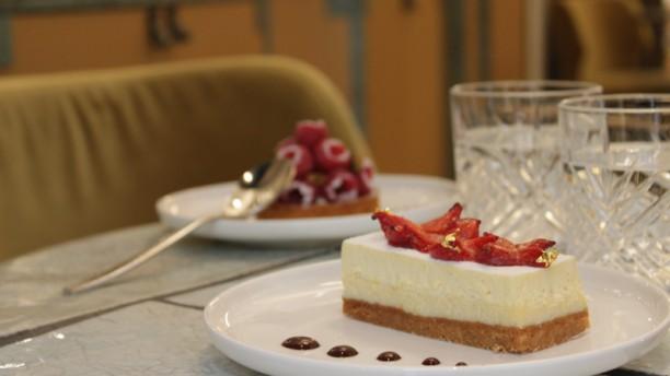 Café Scribe - Hôtel Le Scribe Paris Opéra Café Scribe - Hôtel Le Scribe Paris Opéra - Dessert