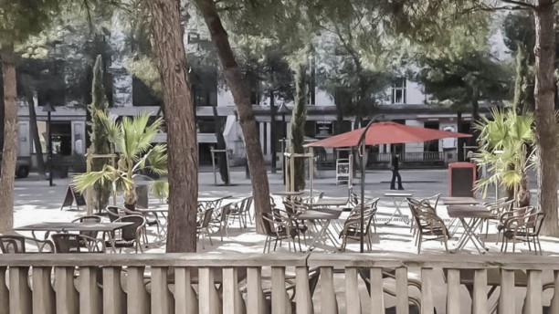 Les Anses d'Arlet Terrasse