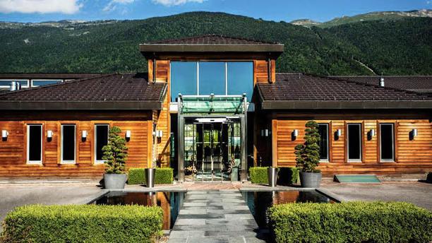 restaurant le jardin jiva hill resort crozet 01170
