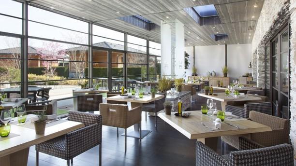 Le jardin jiva hill resort in crozet restaurant for Le jardin jiva hill