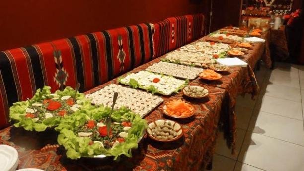 Restaurant les d lices de juliette marseille 13004 avis menu et prix - Restaurant la table des delices grignan ...