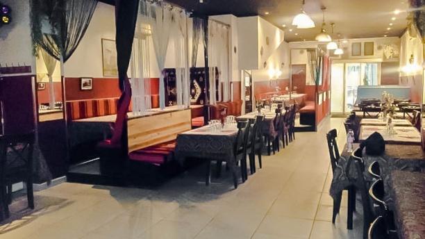Decoration Restaurant Libanais : Restaurant les délices de juliette à marseille