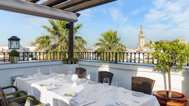 El Mirador de Sevilla - Hotel Vincci La Rábida