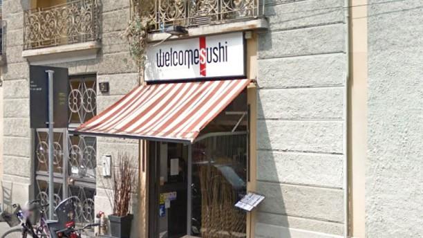 Welcome Sushi La entrata