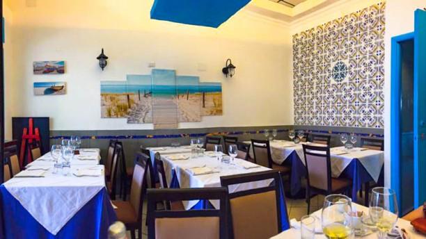 Oasi marina a roma menu prezzi immagini recensioni e for Arredamento ristorante italia
