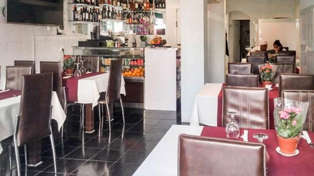 Benformoso Restaurante & Bar Vista da sala