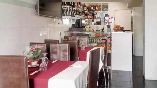 Benformoso Restaurante Vista da sala