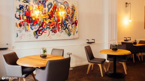 Côté Rue Salle du restaurant