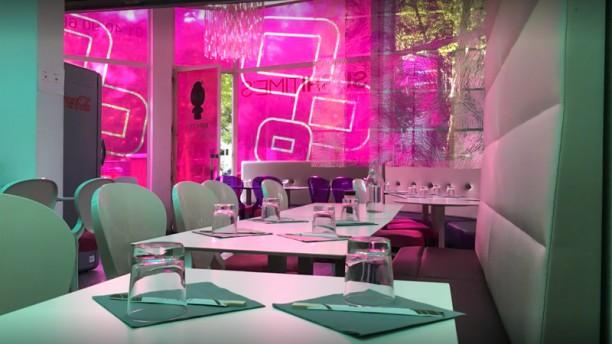 Sushi Times Vue de la salle