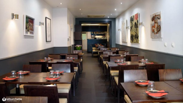 shanghai kitchen vue de la salle - Shanghai Kitchen