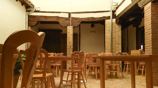 Restaurante Museo Tenería Interior