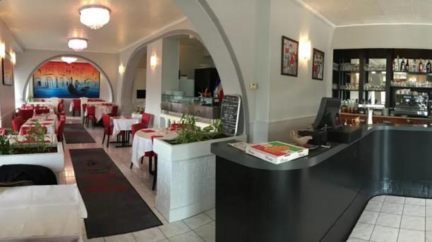 Pizza de Venise Salle du restaurant