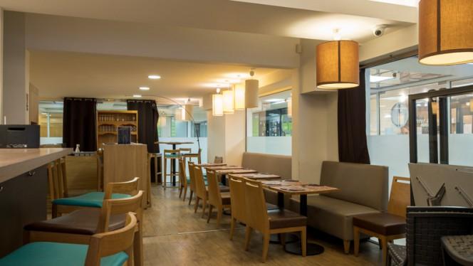 Salle du restaurant - La Manufacture Saint-Georges, Toulouse