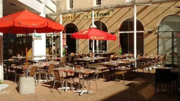 À La Ferme - La Roche-sur-Yon Terrasse
