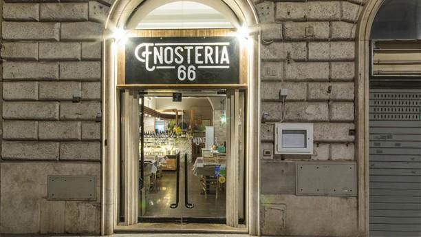 Enosteria66 Entrata