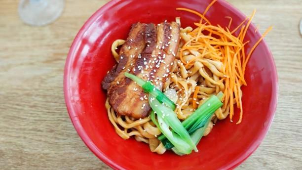 Nouilles de Jiang Nan Suggestion de plat