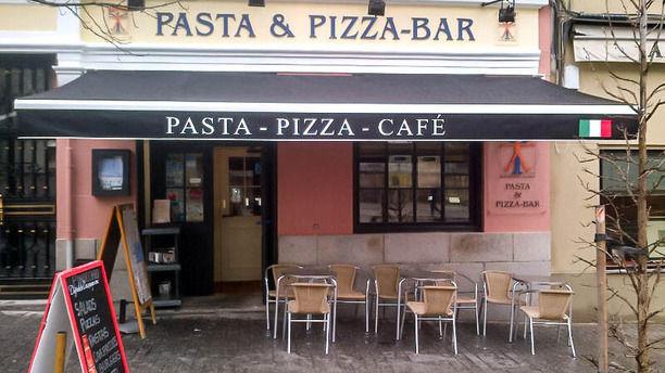 Trattoria Pinocchio Sánchez Bustillo Restaurante italiano en zona tranquila