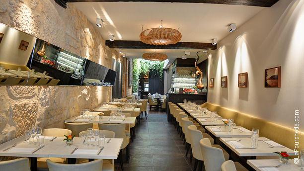 restaurant suan thai paris ch telet les halles beaubourg le marais saint paul sur. Black Bedroom Furniture Sets. Home Design Ideas