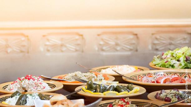 La Grande Ourse Nos buffets à Midi