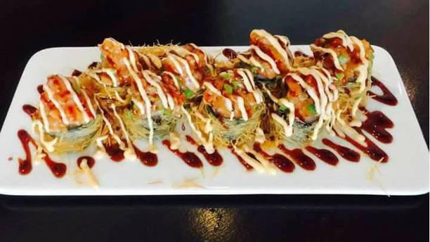 Sunny - Conca d'Oro sushi1