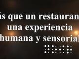 Dans le Noir Madrid - cena a oscuras