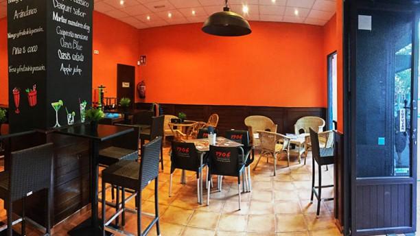 Oasis Lounge Madrid Vista sala